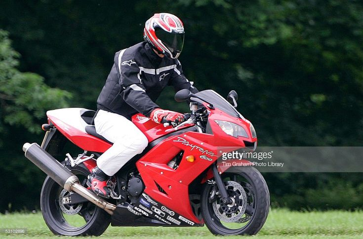"""#royal #flashback June 17, 2005 - Prince William riding Triumph Daytona 600 motorcycle arrives for polo, Cirencester"