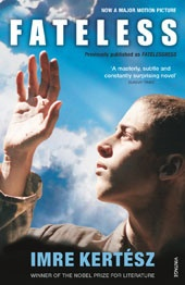 Fateless (2005) potent drama follows 14-year-old Hungarian Jew Gyuri Koves. After the Nazis take him into custody, Gyuri is moved from one death camp to another. There, he witnesses increasingly greater atrocities that erode his spirit. When the camp is liberated, Gyuri returns home a survivor, but his neighbors -- who want to forget war's horrors -- go out of their way to avoid him. Marcell Nagy, Béla Dóra, Bálint Péntek...TS foreign/drama