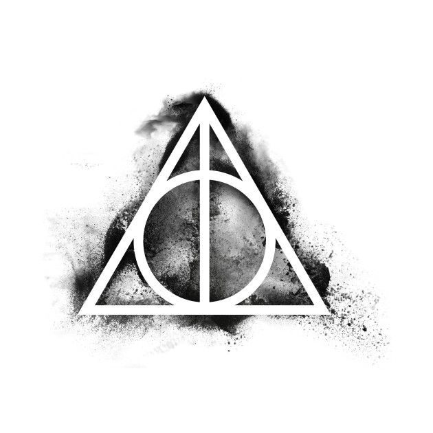 Check out this awesome 'Harry+Potter+-+Deathly+hallows
