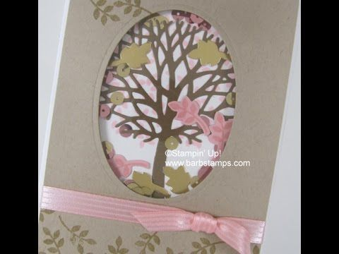 Thoughtful Branches Shaker Card