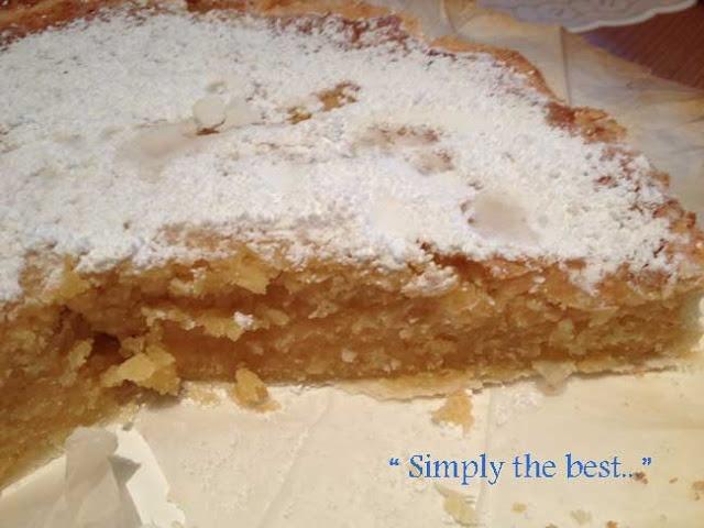Tarte de feijão branco e coco: Doces Tentações Tartes, Pie