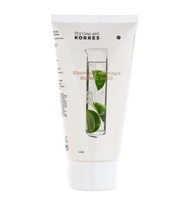 LIME STYLING GEL Normal hold Long-lasting styling that nourish and protect the hair  KEY FEATURES & BENEFITS Normal hold gel for long-lasting styling that does not weigh hair down. Easily removed by brushing.  KEY INGREDIENTS Macadamia extract, glycerin and wheat proteins moisturise the hair and prevent flaking.