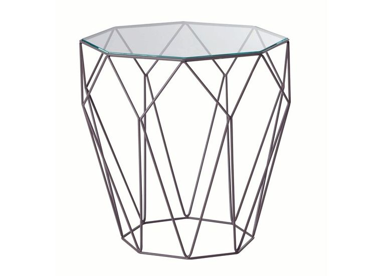 steel furniture designs. featuring a temperedglass top on sixmillimetrethick steelwire frame the precious side table can also be had with coloured glass tops steel furniture designs t