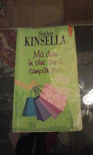 """Cosmetics & Life: Cartea săptămânii #10: """"Mă dau în vânt după cumpăr..."""