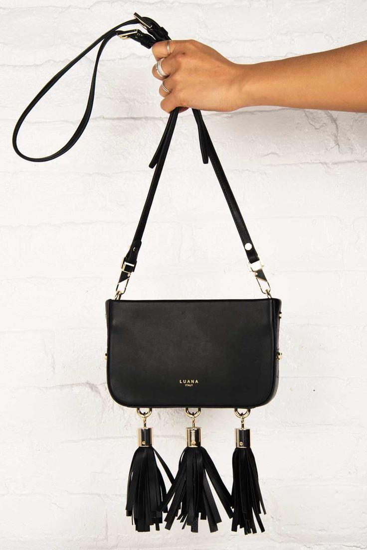 VIDA Statement Bag - Blooms on Lombard S-Bag by VIDA Dw6KnFX