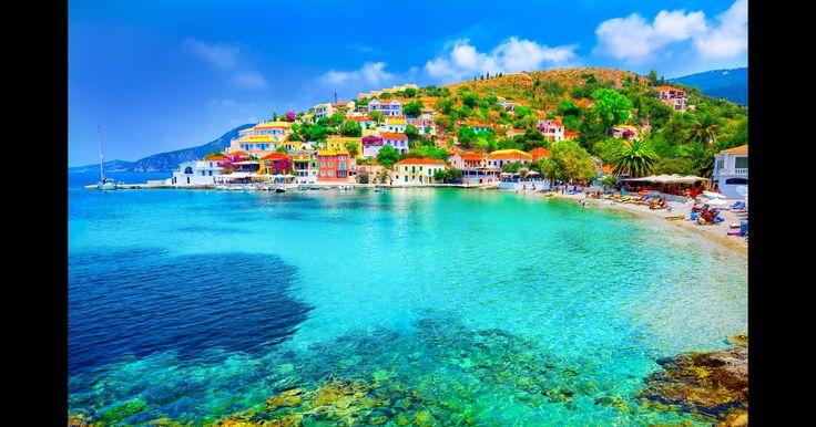 Ilhas gregas para você se apaixonar pelo país da mitologia                                                                                                                                                                                 Mais
