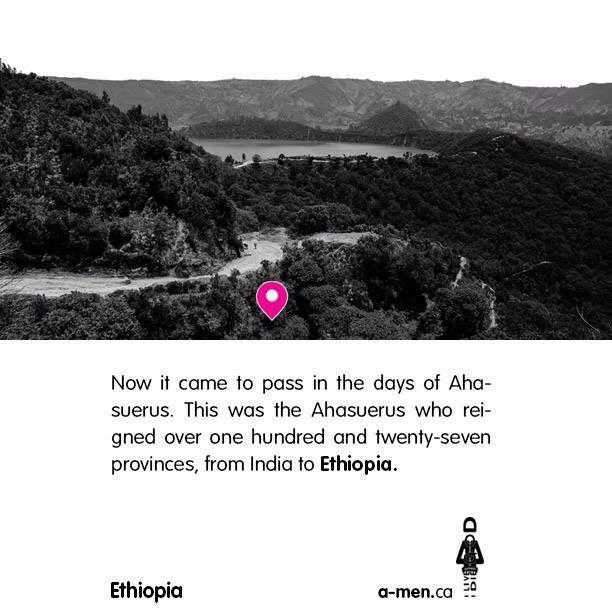 Ethiopia http://www.a-men.ca/ http://www.fb.com/a.men.ca #amen
