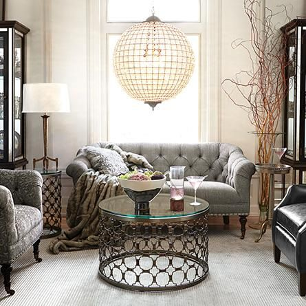 10 best Tufted Furniture images on Pinterest | Living room sets ...