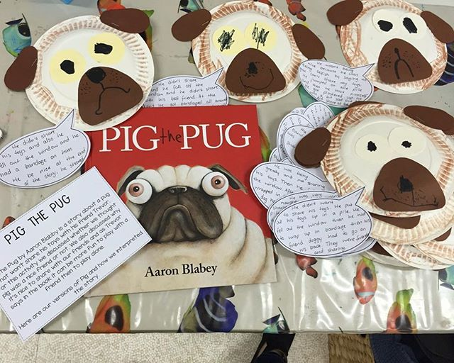 We Had Loads Of Fun Making Our Own Pig The Pugs To Go With Our