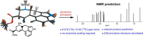 Computational Chemistry Highlights: Enhancing NMR Prediction for Organic Compounds Using Molecular Dynamics