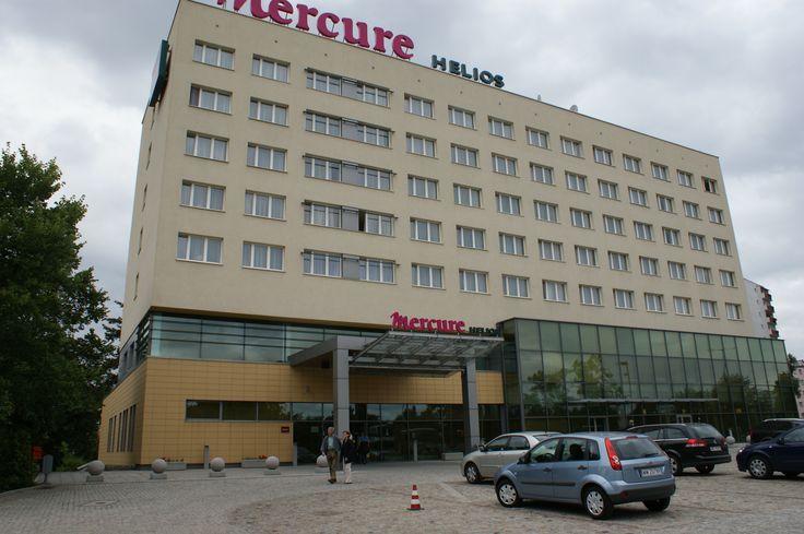Hotel Mercure in Torun