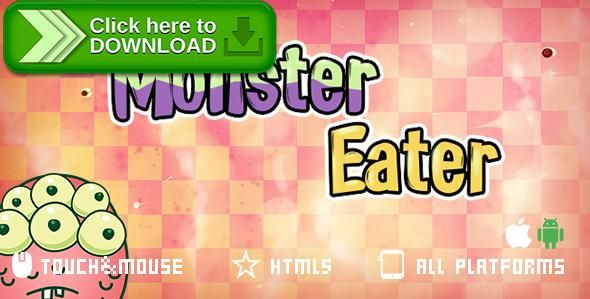 [ThemeForest]Free nulled download Monster Eater - HTML5 Mobile Game from http://zippyfile.download/f.php?id=49147 Tags: ecommerce, 2048 game, anroid, Anroid game, christmas game, construct2, game, html5 app, html5 game, ios, iOS GAME, mobile, mobile app, mobile game, monster, monster game