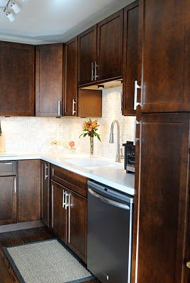 17 best ideas about kitchen refacing on pinterest for Diy refacing kitchen cabinets ideas