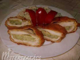 Kijevi csirkemell recept