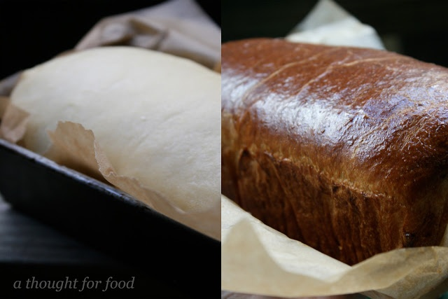 Thanksgiving Recipe: Basic Brioche - A Thought For Food