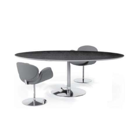 Circle 3 Oval Dining Table