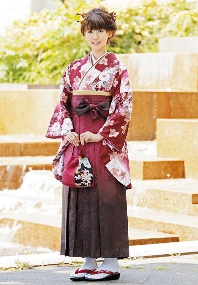 kimono and hakama