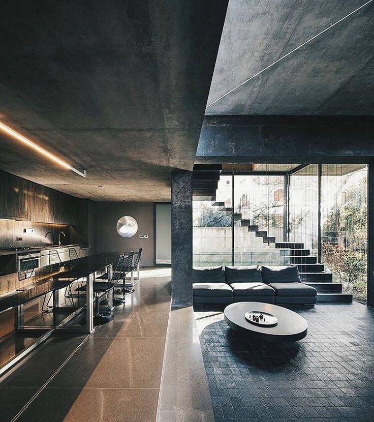 Innenarchitektur modernes wohnen  384 besten Living Rooms Bilder auf Pinterest | Wohnzimmer, Lofts ...