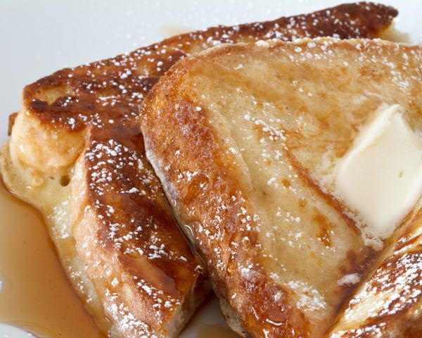 We often think of French toast as a deluxe breakfast to be made on a special occasion. This easy recipe made from rich and fluffy brioche bread is not only decadent, but easy to prepare and can be made with just a few ingredients. Warm maple syrup and an extra pat of butter on top make this recipe anything but ordinary.