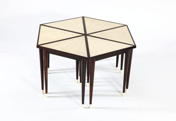 Hexagon Coffee Table. Discover @Treniq