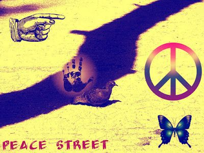 Photography: Peace street...
