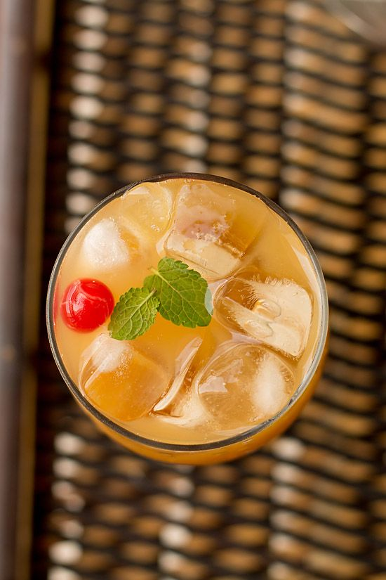 Light, Cool and Fresh Lychee Iced Tea recipe to drink this summer! This iced tea is made from fresh lychees but you could use canned lychees instead.