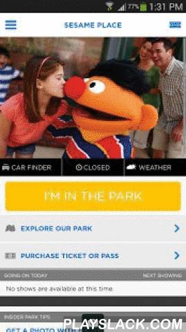 Sesame Place Discovery Guide  Android App - playslack.com ,  Your Sesame Place app is the must have companion on your trip to the nation's only theme park based entirely on the award winning show Sesame Street – whether planning a trip or enjoying Sesame Place – put the park in your pocket™ today! · See park open hours and show times at a glance as well as tips for planning your trip · Conveniently purchase your park tickets/passes · Get daily in-park offers and deals · One tap to take trip…