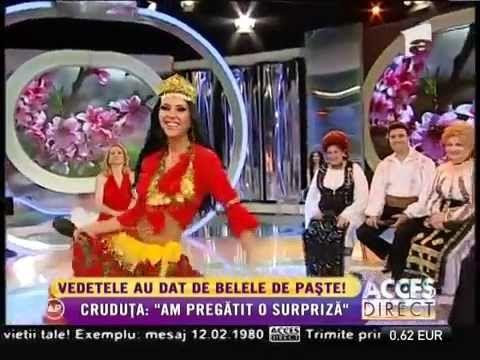 """Daniela Crudu - """"Pe mine Rada mă cheamă"""" - Acces Direct"""