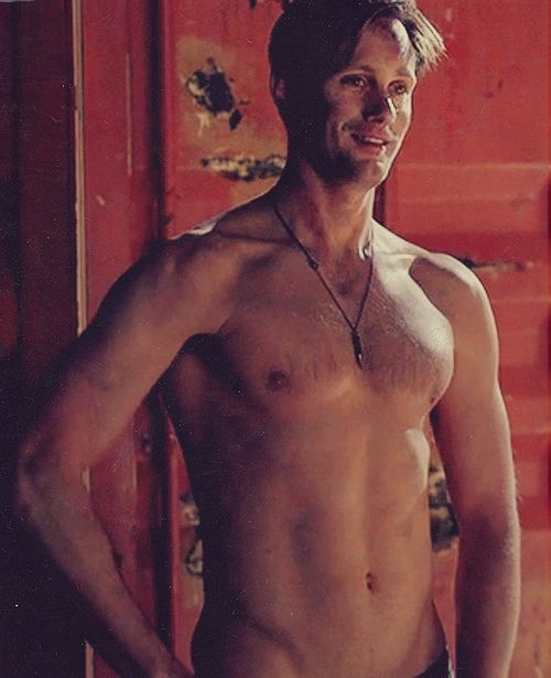 Hot alexander skarsgard and ryan kwanten