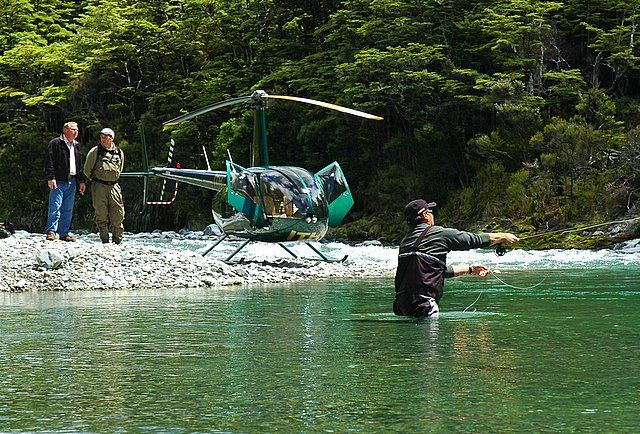 We offer the safest and most reliable hi-tech charters for Trout Fishing Lake Taupo fully equipped with the latest and modern gears to ensure the best catch. You can also get to enjoy Fly Fishing Taupo Nz assisted and guided by the most enthusiastic and experienced fly fishing guide Brett Cameron.