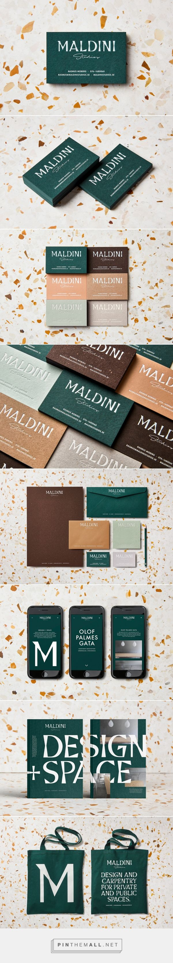 Maldini Studios on Behance - created via https://pinthemall.net