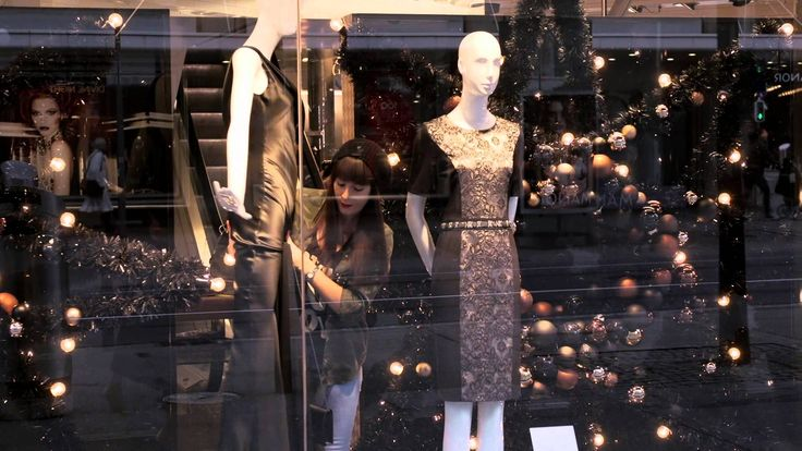 """Video about mannequins made about people who are not """"typical"""" - then they were used in window displays. Thinking this might make a good conversation starter about body image, being """"different"""" and embracing life.   Pro Infirmis «Because who is perfect?»"""