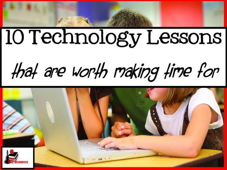 Technology lessons don't always make it to the top of the lesson plans with everything else we have to do. But these 10 #edtech lessons will make the …