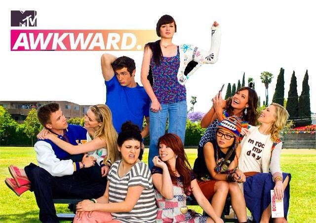 Awkward on MTV is seriously one of my favorite shows!!