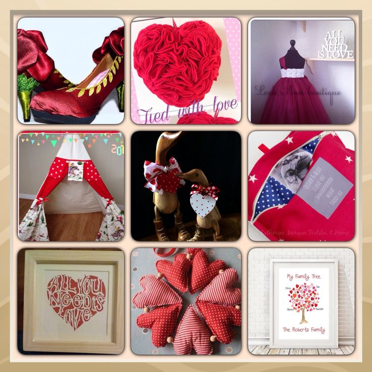 From #htlmp a collection in #red from #sbs #smallbusinesses for #valentines. #hearts #shoes. #dresses #papercuts #tepees #ducks #prints #teepees