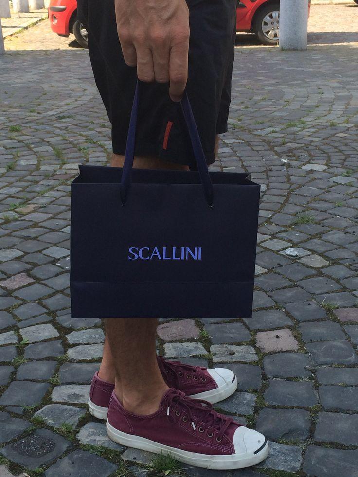 Kuba: Mały,niedzielny shopping. SCALLINI - marka, która wyznacza modowe trendy!