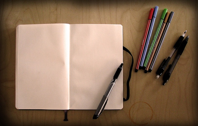 The Beginning: From Journal Pages to Blog Posts