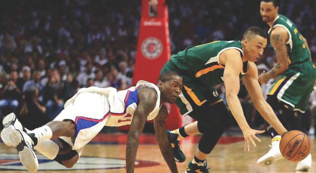 NBA Play-Offs 2017 Jornada 15