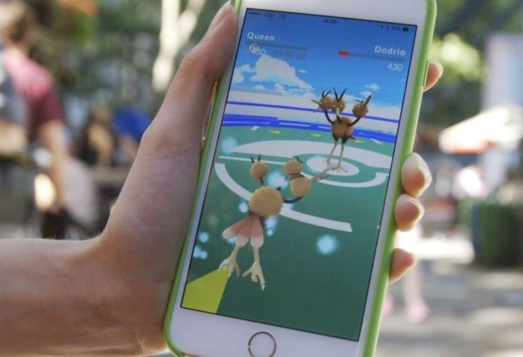 Pokemon GO spada w rankingu gier