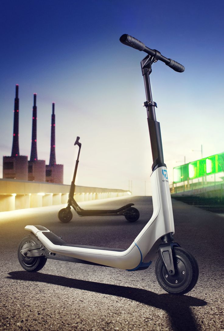 CityBug XC2 | E-scooter | Beitragsdetails | iF ONLINE EXHIBITION