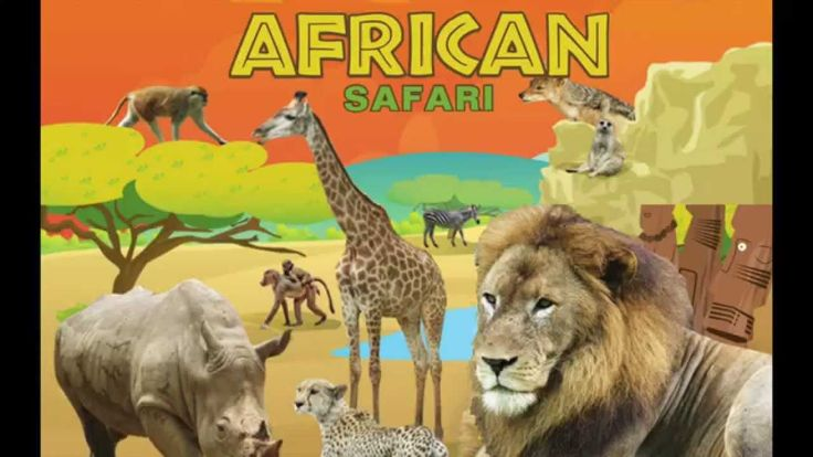 African Safari - This beautiful app captivates a young reader with 20 informative videos with total duration of more than 30 minutes on animals from the African continent. It is designed to help a child to acquire knowledge on these animals using the documentary videos and fun facts.