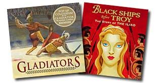 Best World History Kids' Books non-fiction & historical fiction books for kids by category