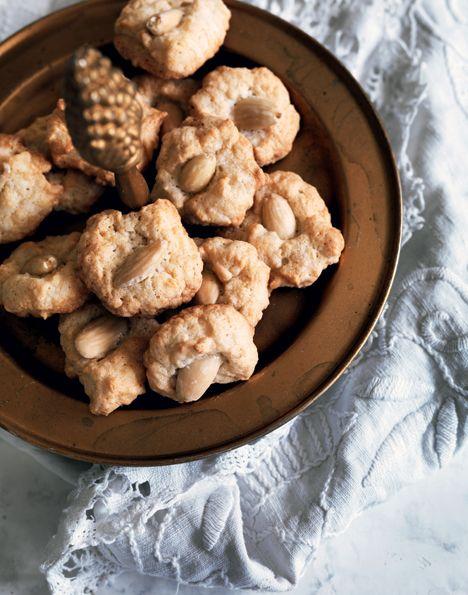 Boligliv / Små mandelkager