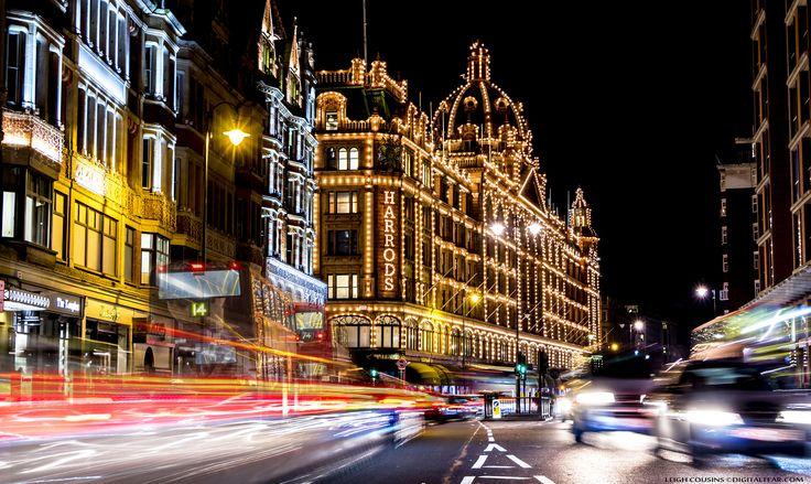 Harrods in Knightsbridge, London   Flickr - Photo Sharing!