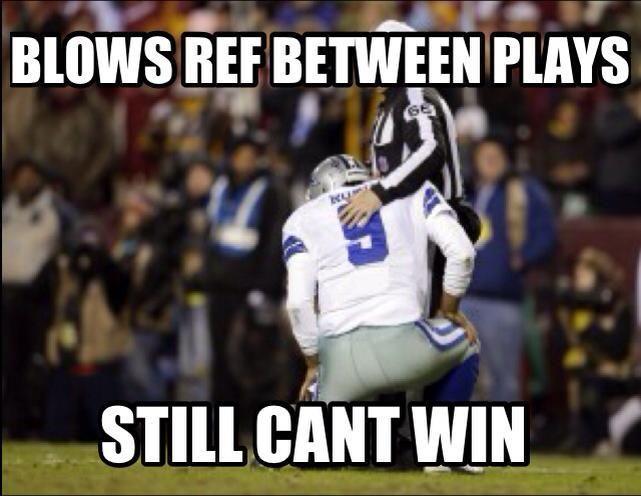 Tony Romo Be Like | Funny Dallas Cowboys Memes