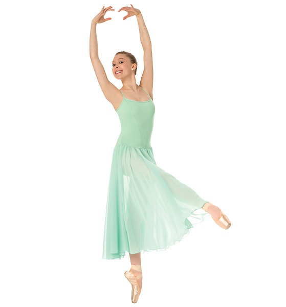 another simple ballet dress (Jeanne)