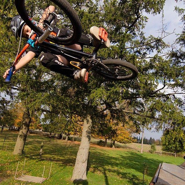 Nice flat tabletop air from this ten  year old BMX Kid. http://www.instagram.com/bmxgroms Instagram photo by @bmxgroms (BMX Groms)