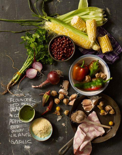 Medley #veggies #garden #rustic