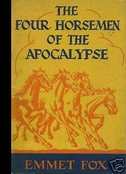 23 best emmet fox books images on pinterest fox foxes and pdf four horsemen of the apocalypse emmet fox new thought church divine science 1942 fandeluxe Images