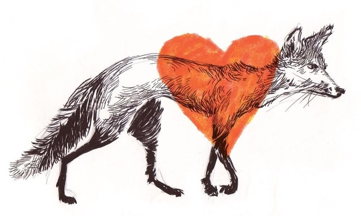 fox heartProtector, Etsy, Feelings Foxy